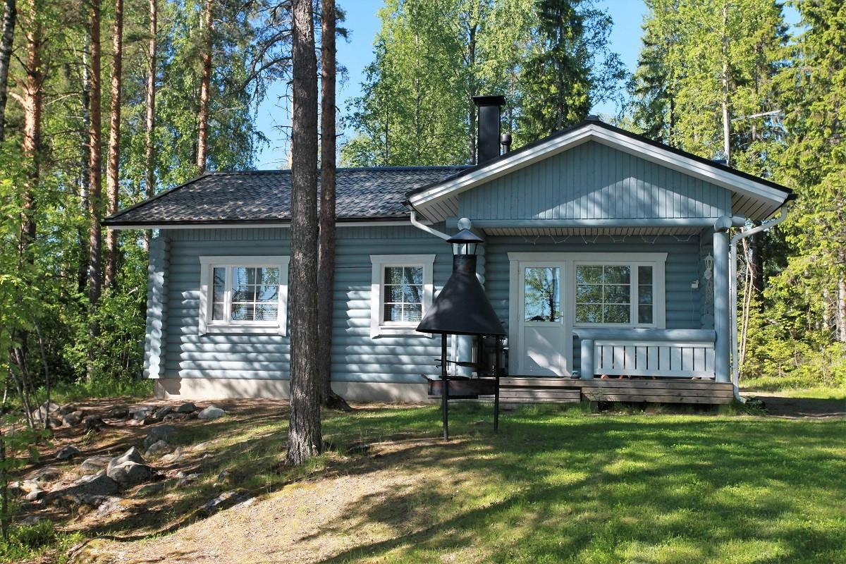 Kulmala cottage in Kannonkoski, Lakeland